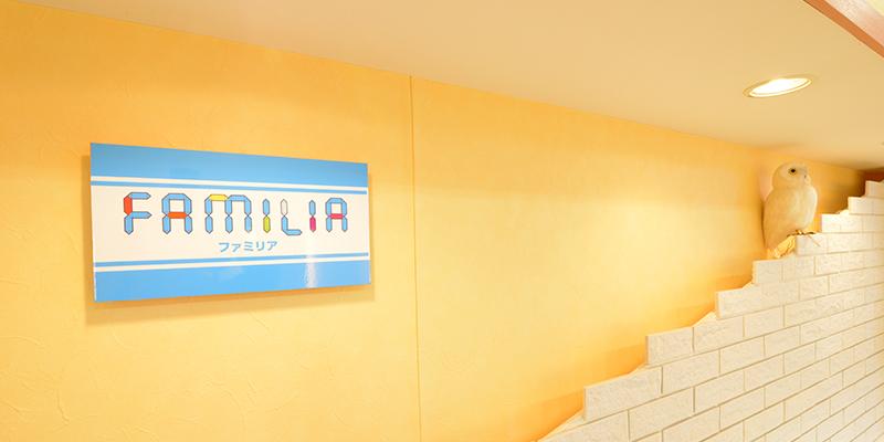 famiriaアクロスプラザ店